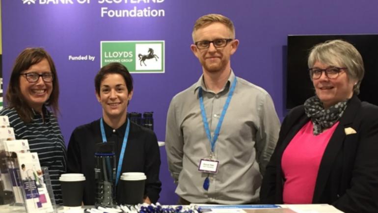 Bank of Scotland Foundation – new grant programme